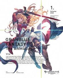 【送料無料】[限定版]GRANBLUE FANTASY The Animation Season2 1(完全生産限定版)/アニメーション[Blu-ray]【返品種別A】
