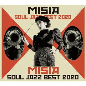 【送料無料】[限定盤]MISIA SOUL JAZZ BEST 2020(初回生産限定盤B)/MISIA[CD+DVD]【返品種別A】