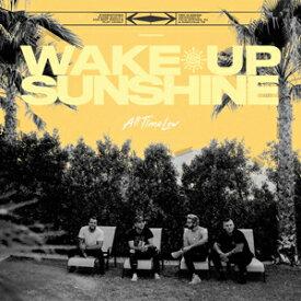 WAKE UP, SUNSHINE【輸入盤】▼/ALL TIME LOW[CD]【返品種別A】