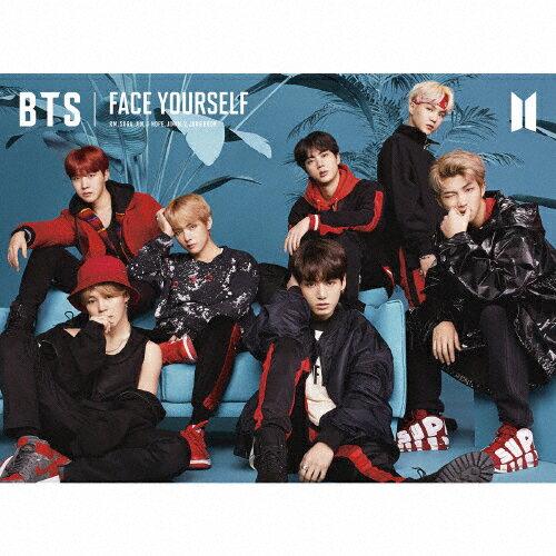 【送料無料】[限定盤][初回仕様]FACE YOURSELF(初回限定盤A)/BTS (防弾少年団)[CD+Blu-ray]【返品種別A】
