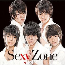 [枚数限定][限定盤]Sexy Zone(初回限定盤A)/Sexy Zone[CD+DVD]【返品種別A】