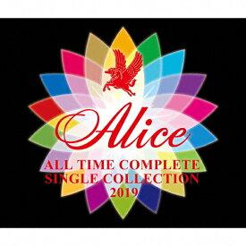 【送料無料】ALICE ALL TIME COMPLETE SINGLE COLLECTION(通常盤)/アリス[CD]【返品種別A】