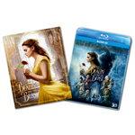 【送料無料】美女と野獣 MovieNEXプラス3D【オンライン初回限定商品】/エマ・ワトソン[Blu-ray]【返品種別A】