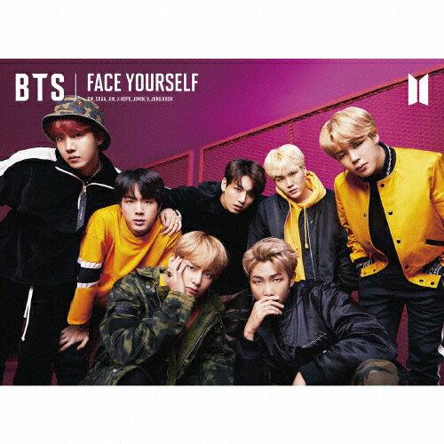 【送料無料】[限定盤][初回仕様]FACE YOURSELF(初回限定盤B)/BTS (防弾少年団)[CD+DVD]【返品種別A】