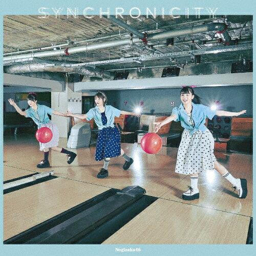 シンクロニシティ(TYPE-C)/乃木坂46[CD+DVD]【返品種別A】