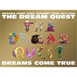 【送料無料】DREAMS COME TRUE CONCERT TOUR 2017/2018 -THE DREAM QUEST-【DVD】/DREAMS COME TRUE[DVD]【返品種別A】