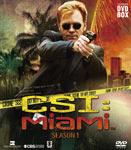 【送料無料】CSI:マイアミ コンパクト DVD-BOX シーズン1/デヴィッド・カルーソ[DVD]【返品種別A】