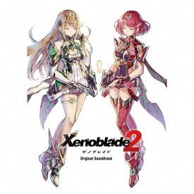 【送料無料】ゼノブレイド2 オリジナル・サウンドトラック/ゲーム・ミュージック[CD]【返品種別A】