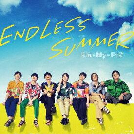[枚数限定][限定盤]ENDLESS SUMMER(初回盤A)/Kis-My-Ft2[CD+DVD]【返品種別A】