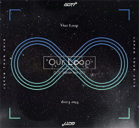 """【送料無料】[枚数限定][限定版]GOT7 Japan Tour 2019""""Our Loop""""(Blu-ray完全生産限定盤)/GOT7[Blu-ray]【返品種別A】"""