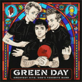 GREATEST HITS:GOD'S FAVORITE BAND【輸入盤】▼/GREEN DAY[CD]【返品種別A】