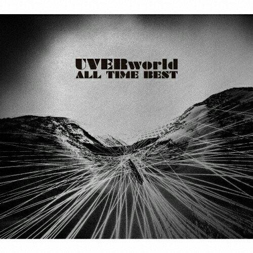 【送料無料】[限定盤]ALL TIME BEST(初回生産限定盤B)/UVERworld[CD+DVD]【返品種別A】