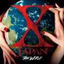 【送料無料】THE WORLD〜X JAPAN 初の全世界ベスト〜/X JAPAN[CD]通常盤【返品種別A】