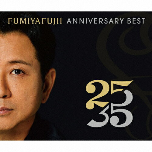 "【送料無料】FUMIYA FUJII ANNIVERSARY BEST""25/35""R盤/藤井フミヤ[Blu-specCD2]【返品種別A】"