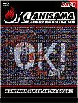 """【送料無料】[初回仕様]Animelo Summer Live 2018""""OK!""""08.26/オムニバス[Blu-ray]【返品種別A】"""