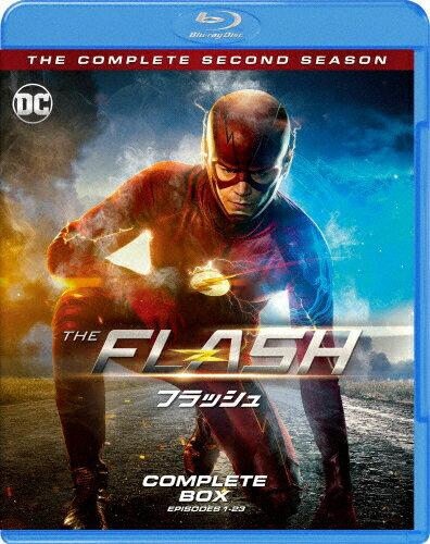 【送料無料】THE FLASH/フラッシュ〈セカンド・シーズン〉 コンプリート・セット/グラント・ガスティン[Blu-ray]【返品種別A】