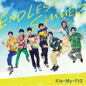 [枚数限定][限定盤]ENDLESS SUMMER(初回盤B)/Kis-My-Ft2[CD+DVD]【返品種別A】