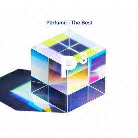 """【送料無料】[限定盤]Perfume The Best """"P Cubed""""【初回限定盤/3CD+Blu-ray】/Perfume[CD+Blu-ray]【返品種別A】"""