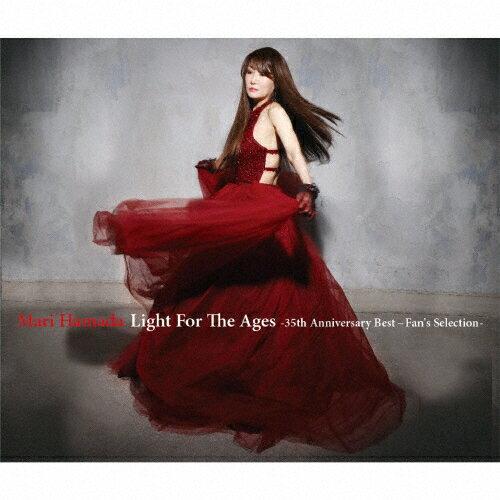 【送料無料】[限定盤][上新オリジナル特典付]Light For The Ages - 35th Anniversary Best 〜Fan's Selection -(初回限定盤)[初回仕様]/浜田麻里[CD]【返品種別A】