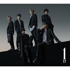 【送料無料】[限定盤]1ST(初回盤A:原石盤/CD+DVD)/SixTONES[CD+DVD]【返品種別A】
