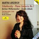 チャイコフスキー:ピアノ協奏曲第1番、他/アルゲリッチ(マルタ)[SHM-CD]【返品種別A】