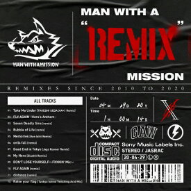 "MAN WITH A""REMIX""MISSION/MAN WITH A MISSION[CD]【返品種別A】"