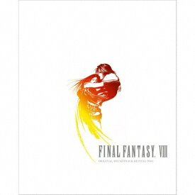 【送料無料】[先着特典付]FINAL FANTASY VIII Original Soundtrack Revival Disc(Blu-ray Disc Music)/ゲーム・ミュージック[Blu-ray]【返品種別A】