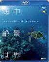 【送料無料】シンフォレストBlu-ray 海中絶景世界 HD Amazing Blue in the World HD/BGV[Blu-ray]【返品種別A】