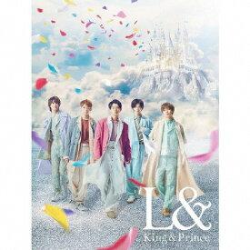 【送料無料】[枚数限定][限定盤]L&(初回限定盤A)【CD+DVD】/King & Prince[CD+DVD]【返品種別A】
