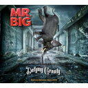 【送料無料】ディファイング・グラヴィティ(DXエディション)/MR.BIG[CD+DVD]【返品種別A】