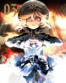 【送料無料】幼女戦記 3【DVD】/アニメーション[DVD]【返品種別A】