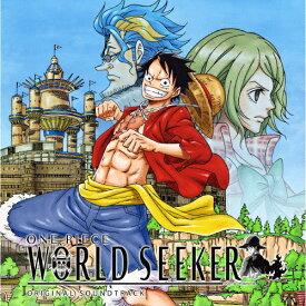【送料無料】ONE PIECE WORLD SEEKER オリジナルサウンドトラック/ゲーム・ミュージック[CD]【返品種別A】