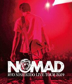 "【送料無料】錦戸亮 LIVE TOUR 2019 ""NOMAD""(通常盤)[Blu-ray Disc+CD]/錦戸亮[Blu-ray]【返品種別A】"
