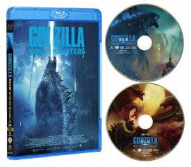 【送料無料】ゴジラ キング・オブ・モンスターズ【通常版/Blu-ray2枚組】/カイル・チャンドラー[Blu-ray]【返品種別A】