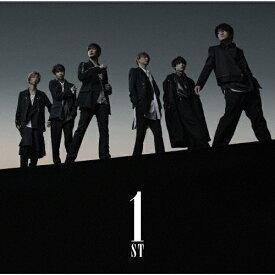 【送料無料】1ST(通常盤)/SixTONES[CD]【返品種別A】