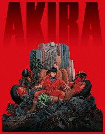 【送料無料】[限定版]AKIRA 4Kリマスターセット(4K ULTRA HD Blu-ray&Blu-ray Disc3枚組)(特装限定版)/アニメーション[Blu-ray]【返品種別A】