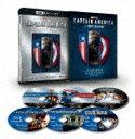 【送料無料】[枚数限定][限定版]キャプテン・アメリカ:4K UHD 3ムービー・コレクション(数量限定)/クリス・エヴァンス…