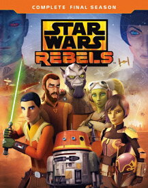 【送料無料】スター・ウォーズ 反乱者たち ファイナル・シーズン BDコンプリート・セット/アニメーション[Blu-ray]【返品種別A】