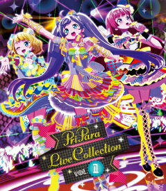 【送料無料】プリパラ LIVE COLLECTION Vol.1 BD/アニメーション[Blu-ray]【返品種別A】