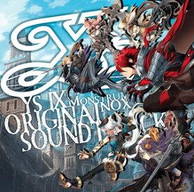 【送料無料】イースIX-Monstrum NOX-オリジナルサウンドトラック(通常盤)/ゲーム・ミュージック[CD]【返品種別A】