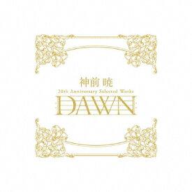 "【送料無料】[枚数限定][限定盤]神前暁 20th Anniversary Selected Works""DAWN""(完全生産限定盤)/神前暁[CD]【返品種別A】"