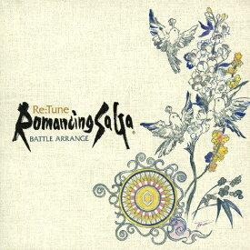 Re:Tune Romancing Sa・Ga BATTLE ARRANGE/ゲーム・ミュージック[CD]【返品種別A】
