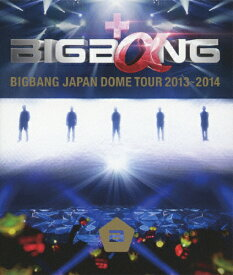 【送料無料】BIGBANG JAPAN DOME TOUR 2013〜2014【Blu-ray】/BIGBANG[Blu-ray]【返品種別A】