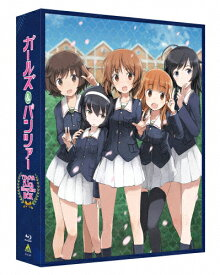 【送料無料】[限定版]ガールズ&パンツァー TV&OVA 5.1ch Blu-ray Disc BOX/アニメーション[Blu-ray]【返品種別A】