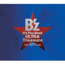 """【送料無料】B'z The Best """"ULTRA Treasure""""/B'z[CD+DVD]【返品種別A】"""