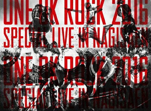 【送料無料】LIVE DVD『ONE OK ROCK 2016 SPECIAL LIVE IN NAGISAEN』/ONE OK ROCK[DVD]【返品種別A】