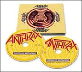 STATE OF EUPHORIA【輸入盤】/ANTHRAX[CD]【返品種別A】