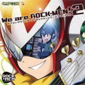 We are ROCK-MEN! 2/ROCK-MEN[CD]【返品種別A】