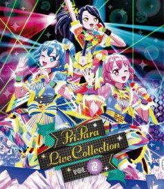【送料無料】プリパラ LIVE COLLECTION Vol.2 BD/アニメーション[Blu-ray]【返品種別A】
