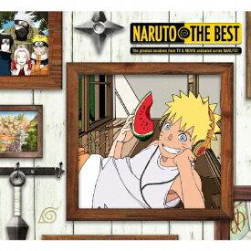 【送料無料】[期間限定][限定盤]NARUTO THE BEST/TVサントラ[CD+DVD]【返品種別A】